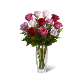 Le Bouquet de Rose Captivantes